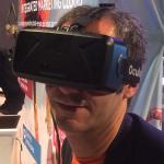 J'ai testé les lunettes Oculus, et c'est génial!