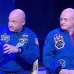 Les jumeaux de l'espace