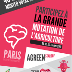 Un startup weekend au Salon International de l'Agriculture 2015