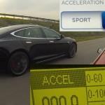 De 0 à 100 km/h en 3 secondes