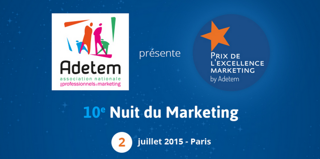 10e nuit du marketing juillet 2015