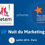Participez à la 3e édition des Prix Adetem de l'excellence marketing!