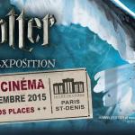 Expo Harry Potter à la Cité du cinéma : peut mieux faire