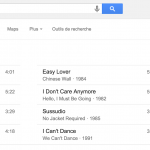 Google Search Music?