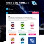 Vendée Digital Awards : ne ratez pas la saison 2