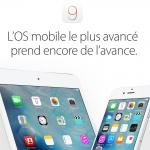 Passage à iOS9