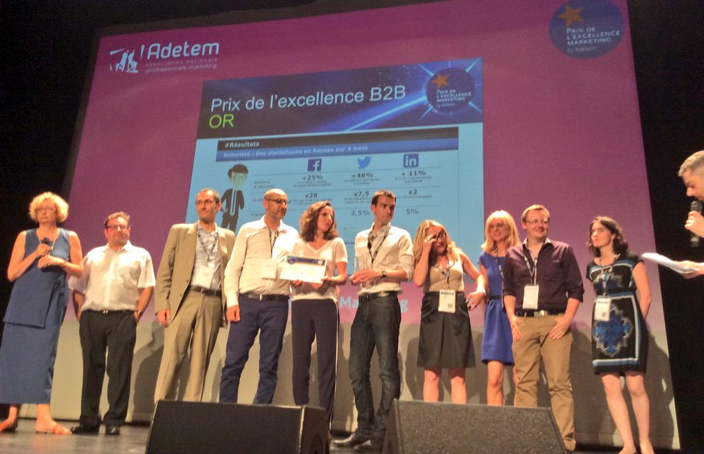 Business France Be Angels B2B ADETEM