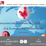 Les 2e Rencontres Internationales de la FrenchTech 2015 #FrenchTechRI