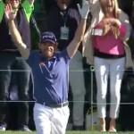 En 2016, des trous en un incroyables aux Masters d'Augusta