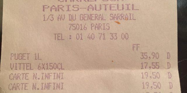 Carte Carrefour Ticket De Caisse.Courses Archives Kablages