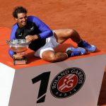 Dixième Roland-Garros pour Rafael Nadal