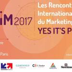 Les Rencontres internationales du marketing B2B #RIM2017