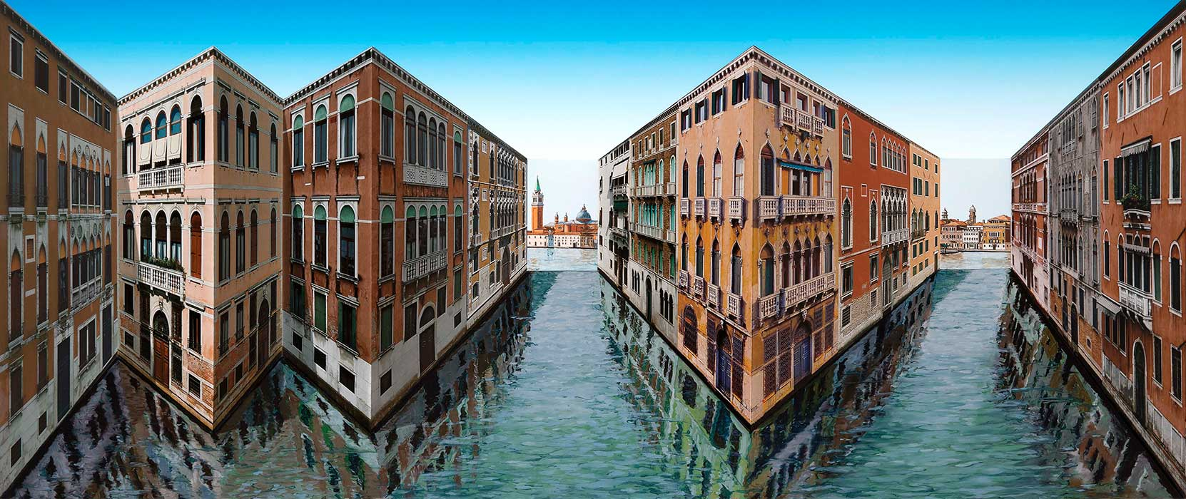 Venise en reperspective