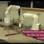 L'intelligence artificielle au service du montage de meubles