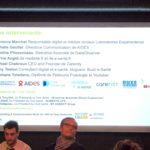 Social Media et santé: un couple d'avenir? une conférence du club santé #Adetem