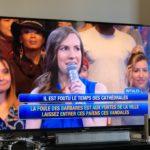 Coralie, future reine de «N'oubliez pas les paroles !»
