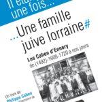 Il était une fois … une famille juive lorraine: les Cahen d'Ennery